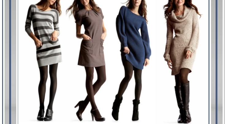 Vestidos para arrasar nesse inverno!   vestidos la fio   moda   xadrez Vestidos sweater dress suéter peças chaves outono/inverno Moda lã Copie o Look como usar cardigans