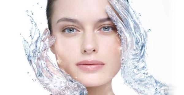 Os Segredos da Água Termal    Agua termal rosto beneficios