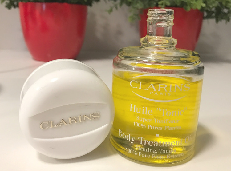 clarins-huile-tonico-oleo-vegetal-gravidez-resenha